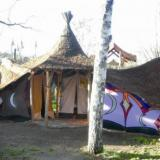 Eingangsbereich - Kulturinsel Einsiedel: Waldsiedlum