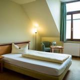 Einzelzimmer - Hotel Dreiländereck in Zittau