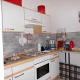 Küche - Ferienwohnung Bismarck