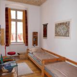 Schlafzimmer - Ferienwohnung Bismarck