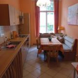 Küche - Sylvias Ferienwohnungen, FeWo 2