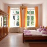 Schlafzimmer - Sylvias Ferienwohnungen, FeWo 3 (groß)