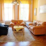 Wohnzimmer - Sylvias Ferienwohnungen, FeWo 3 (groß)
