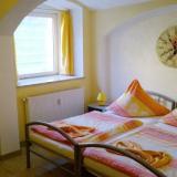 Schlafzimmer - Sylvias Ferienwohnungen, FeWo 4