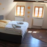 Schlafzimmer DG - Ferienhaus Im Wall