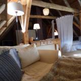 Wohn/Schlafbereich - BED & BREAKFAST N°. 7 Altstadtsuite - DG