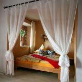 Schlafzimmer - Ferienwohnung Firnhaber