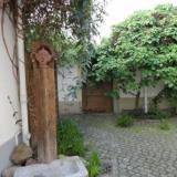 Garten - Ferienwohnung Leonhardt