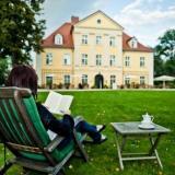Entspannung pur - Schloss Lomnitz in Jelenia Gora (Polen)
