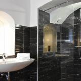 Badezimmer - Apartments im Haus Streibel - Barock