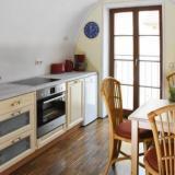 Küche - Apartments im Haus Streibel - Barock