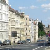 Blick zur Krölstraße - Ferienwohnung An der alten Feuerwache III