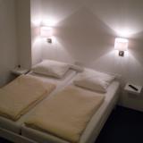 """Schlafzimmer - Gästehaus Zum Hothertor -  """"Burg Tzschocha"""""""