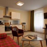Wohn/Essbereich - Apartments am Schwibbogen - Apartment 1.2