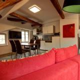 Wohn/Essbereich - Apartments am Schwibbogen - Apartment 3.1