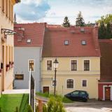 Blick nach Görlitz - Pension Miejski - Zgorzelec