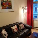 Wohnzimmer - Alte Spinnerei - Ferienwohnung 1
