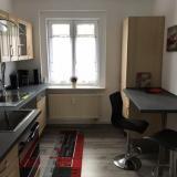 Küche - Ferienwohnung An der weißen Mauer - Wohnung 2