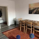 Essbereich - Ferienwohnung An der weißen Mauer - Wohnung 2
