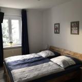 Schlafzimmer 2 - Ferienwohnung An der weißen Mauer - Wohnung 2