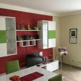 Wohnzimmer - Ferienwohnung Sabine
