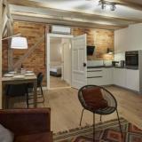 Wohnküche - Apartments am Postplatz - Superior Apartment