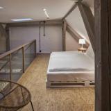 Schlafzimmer - Apartments am Postplatz - Loft