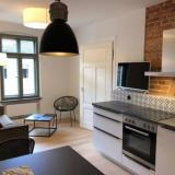 Wohnküche - Apartments am Postplatz - Studio