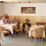 Frühstücksraum - Pension Sonnenhügel in Markersdorf