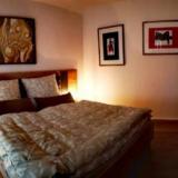 Schlafzimmer - Ferienwohnung am Flüsterbogen 1. Stock