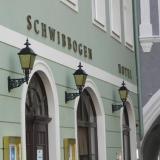 Aussenansicht - Hotel Schwibbogen