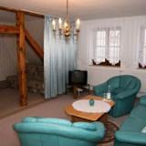 Wohnzimmer - Hotel Zum Klötzelmönch
