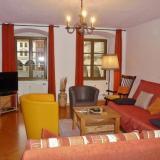 Wohnzimmer - Ferienwohnung Altstadtzauber
