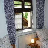 Schlafzimmer - Ferienwohnung am Jacobs-Pilgerweg I