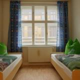 Kleines Schlafzimmer - Ferienwohnung Krebs I