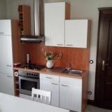 Küche - Ferienwohnung Landidylle