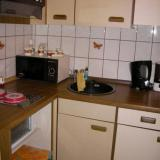 Küche - Zimmervermietung Stammnitz