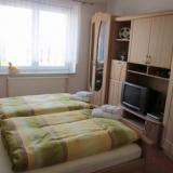 Schlafzimmer - Ferienwohnung Tschüter
