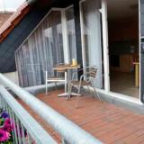 Balkon - Weichaer Hof Ferienwohnung I