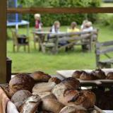 Brötchen aus dem Steinbackofen - Weichaer Hof Ferienwohnung I