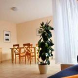Essbereich mit Loggia - Weichaer Hof Ferienwohnung I