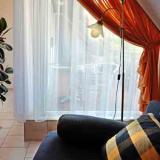 Wohnbereich mit Loggia - Weichaer Hof Ferienwohnung I