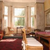 Wohnzimmer - Ferienwohnung Stilvoll wohnen in Görlitz