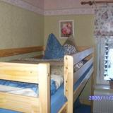 Schlafzimmer - Ferienwohnung Alt Weinhübel