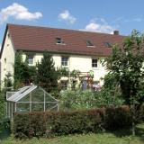 Aussenansicht - Pension Wiesenhof in Kodersdorf