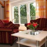 Wohnzimmer - Ferienwohnung Bisch