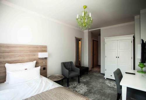 einzelzimmer best western hotel via regia g rlitz. Black Bedroom Furniture Sets. Home Design Ideas