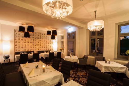 restaurant best western hotel via regia g rlitz. Black Bedroom Furniture Sets. Home Design Ideas