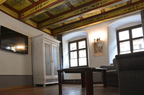 apartments im haus streibel renaissance. Black Bedroom Furniture Sets. Home Design Ideas